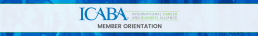 ICABA Member Orientation ICABA Events Banner_1920 x 270